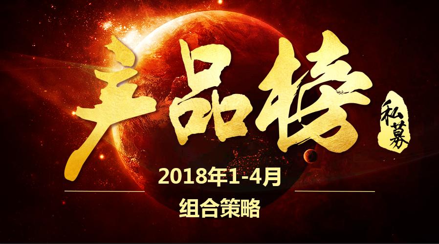 1-4月组合策略排行榜:鸿鹏资本夺冠 新锐私募勇闯前十