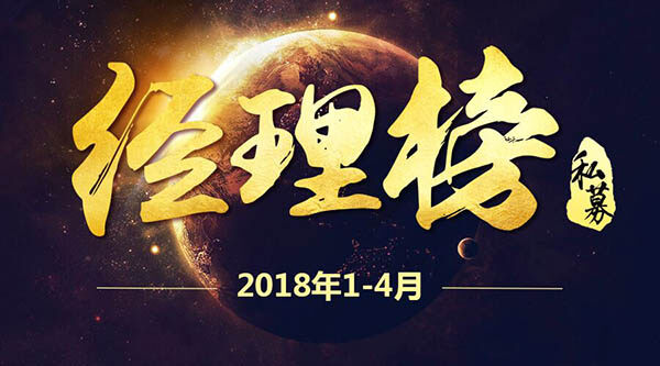 风云变幻,谁与争锋!中国最佳私募基金经理排行榜出炉!