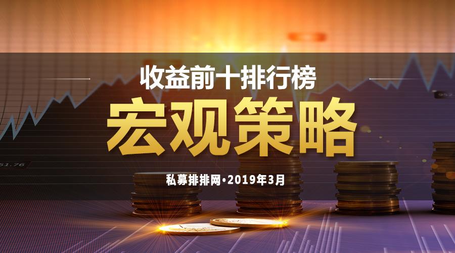 3月宏观策略榜:超七成产品实现盈利,雄愉资本夺冠!