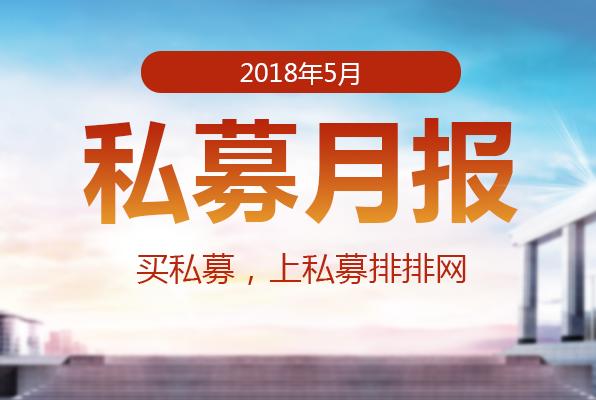 中国私募证券投资基金行业研究报告 (2019年5月)